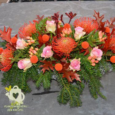 bloemstuk-protea